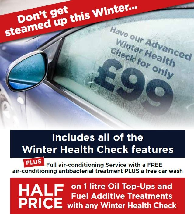 Advanced Winter Health Check